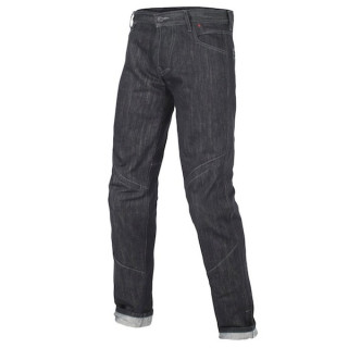 DAINESE CHARGER REGULAR JEANS - BLACK ARAMID