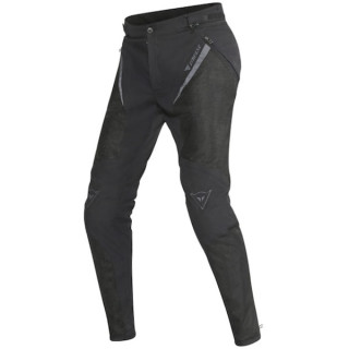 DAINESE DRAKE SUPER AIR LADY TEX PANTS - BLACK