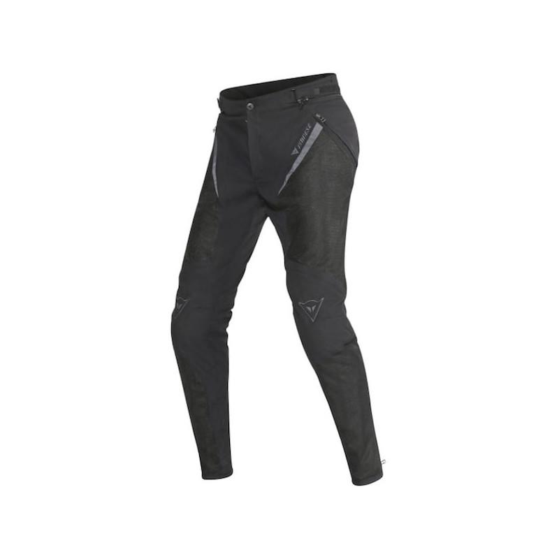 DAINESE DRAKE SUPER AIR LADY TEX PANTS - BLACK