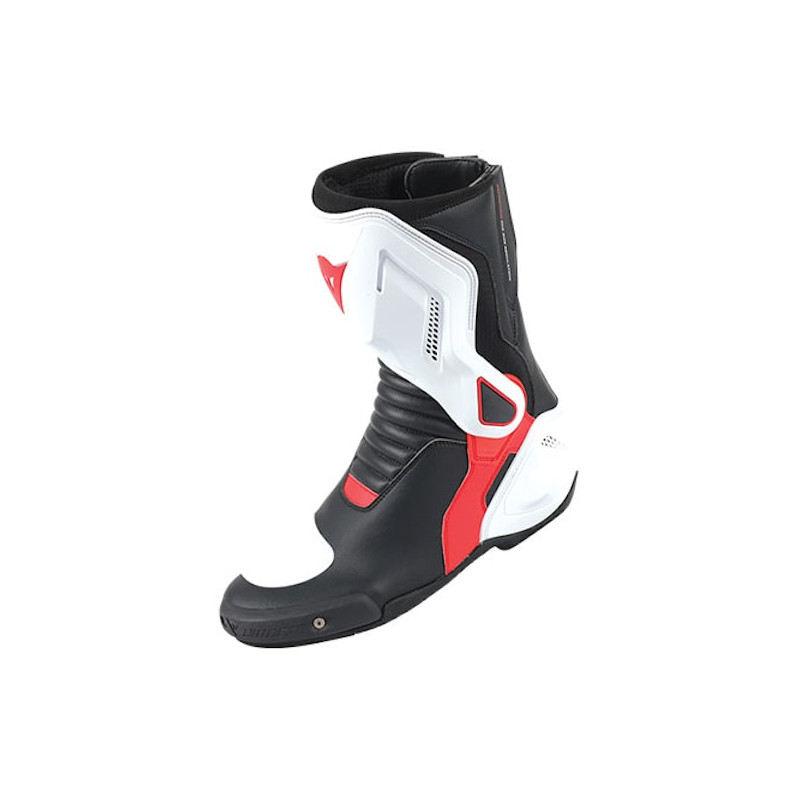 DAINESE NEXUS BOOTS - BLACK WHITE LAVA RED