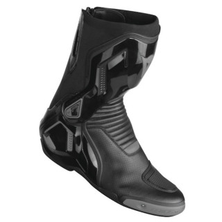 DAINESE COURSE D1 OUT AIR BOOTS- BLACK ANTHRACITE