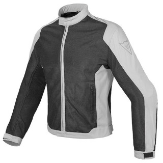 GIACCA DAINESE AIR FLUX D1 TEX JACKET - BLACK HIHG RISE