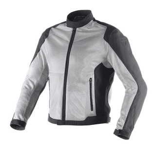 GIACCA DAINESE AIR FLUX D1 TEX JACKET - ANTHRACITE BLACK