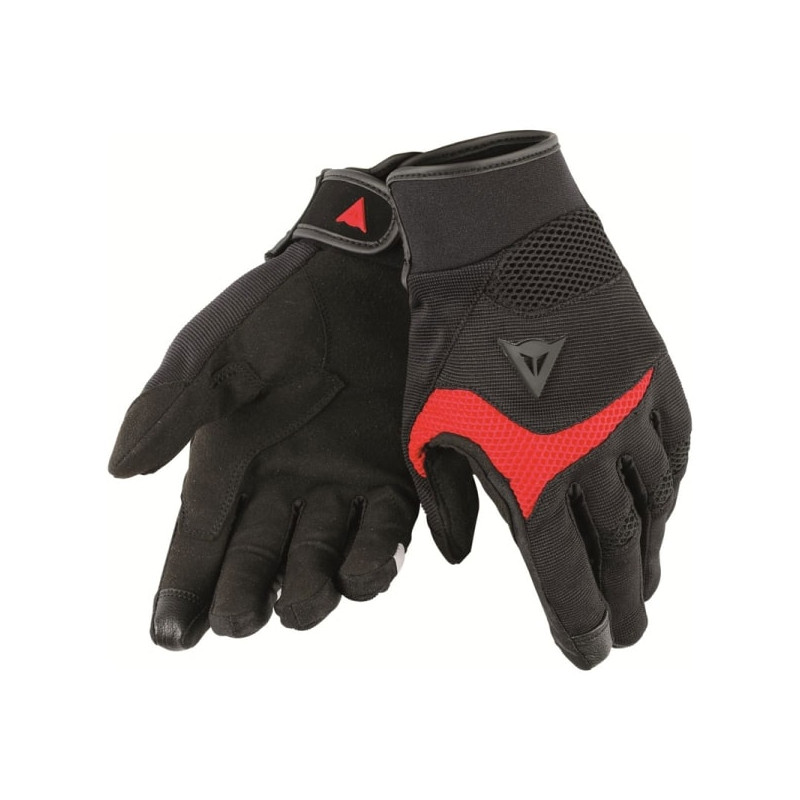 GUANTI DAINESE DESERT POON D1 UNISEX GLOVES - RED