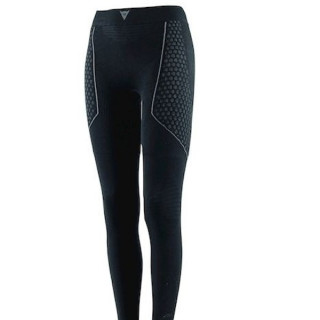 CALZAMAGLIA DAINESE D-CORE THERMO PANT LL LADY - BLACK ANTHRACITE