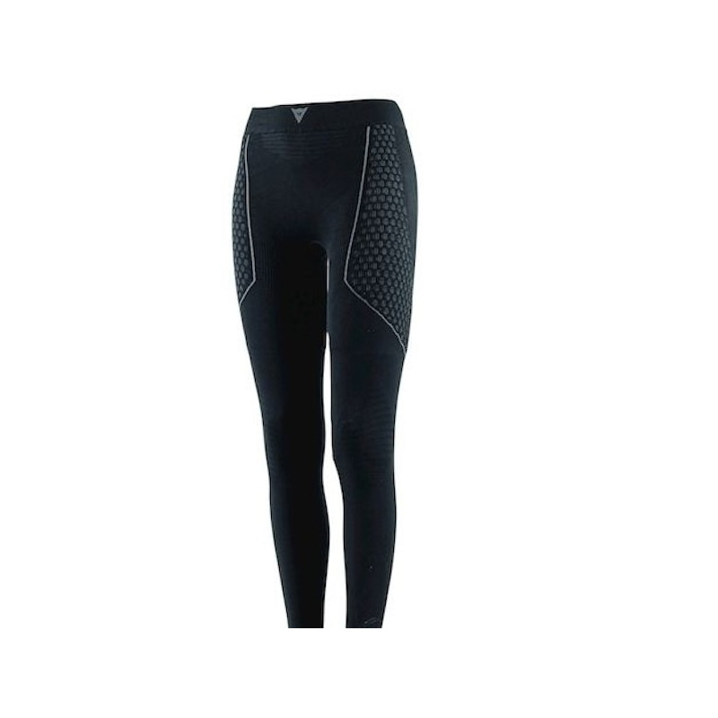 CALZAMAGLIA DAINESE D-CORE THERMO PANT LL LADY- BLACK ANTHRACITE