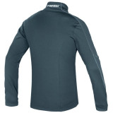 DAINESE D-MANTLE FLEECE BLACK ANTHRACITE - BACK
