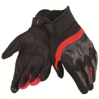 DAINESE AIR FRAME UNISEX GLOVES - RED