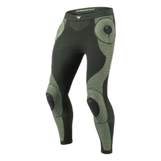 DAINESE D-CORE ARMOR PANT LL - BLACK FLUO YELLOW