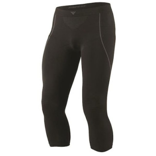 DAINESE D-CORE DRY PANT 3/4 - BLACK ANTHRACITE