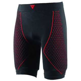 DAINESE D-CORE THERMO PANT SL - BLACK RED