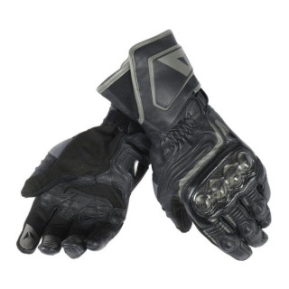 DAINESE CARBON D1 LONG GLOVES - BLACK