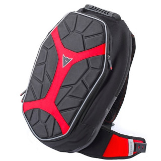 DAINESE D-EXCHANGE BACKPACK L - BLACK RED