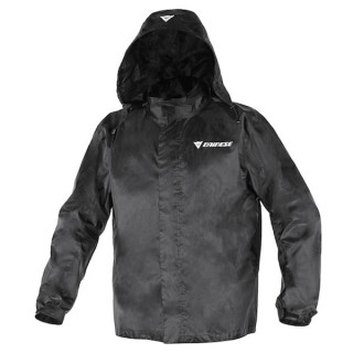 GIACCA IMPERMEABILE DAINESE D-CRUST BASIC JACKET - BLACK