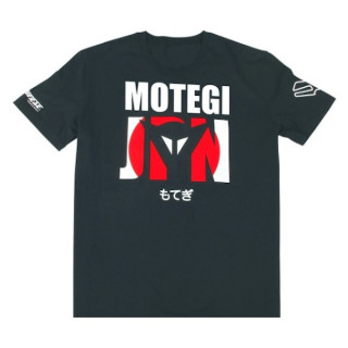 DAINESE MOTEGI D1 T-SHIRT - BLACK