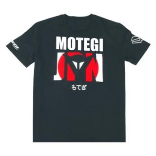 MAGLIA DAINESE MOTEGI D1 T-SHIRT- BLACK