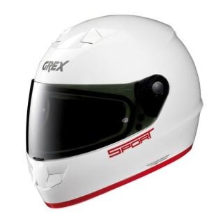 GREX G6.1 K-SPORT HELMET - RED WHITE
