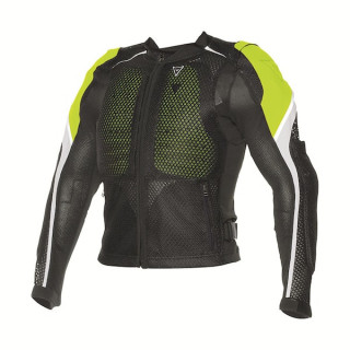 DAINESE SPORT GUARD - BLACK FLUO YELLOW