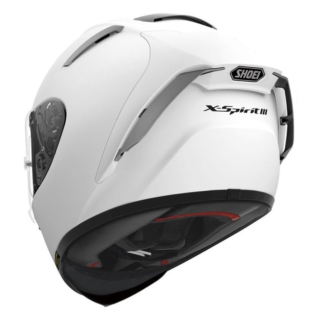 SHOEI X-SPIRIT 3 WHITE - BACK