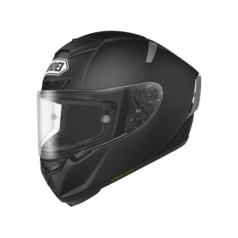 SHOEI X-SPIRIT 3 - MATT BLACK