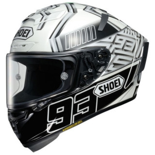 SHOEI X-SPIRIT 3 MARQUEZ4 - TC6