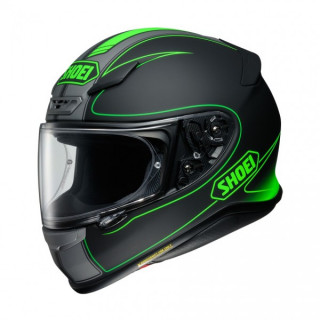 SHOEI NXR FLAGGER - GREEN TC4