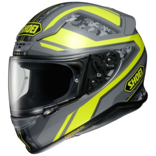 SHOEI NXR PARAMETER - CAMO GRAY FLUO TC-3