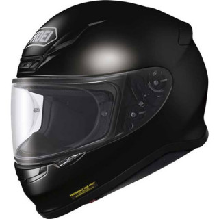 SHOEI NXR PLAIN - BLACK