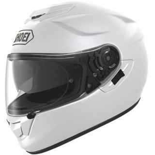 SHOEI GT-AIR PLAIN - WHITE