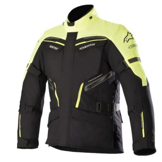 ALPINESTARS PATRON GORE-TEX JACKET - YELLOW FLUO BLACK
