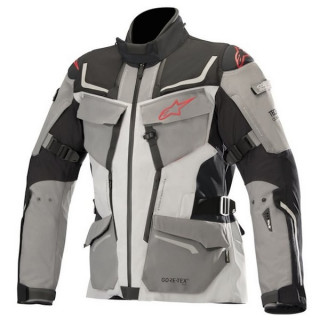 ALPINESTARS REVENANT GORE-TEX PRO JACKET - BLACK MID GRAY ANTHRACITE RED