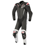 ALPINESTARS ATEM v3 LEATHER SUIT - BLACK WHITE