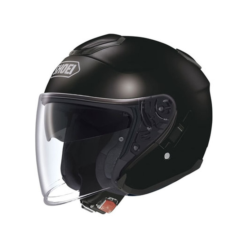 SHOEI J-CRUISE PLAIN - BLACK