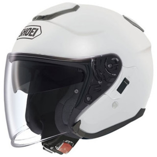 SHOEI J-CRUISE PLAIN - WHITE