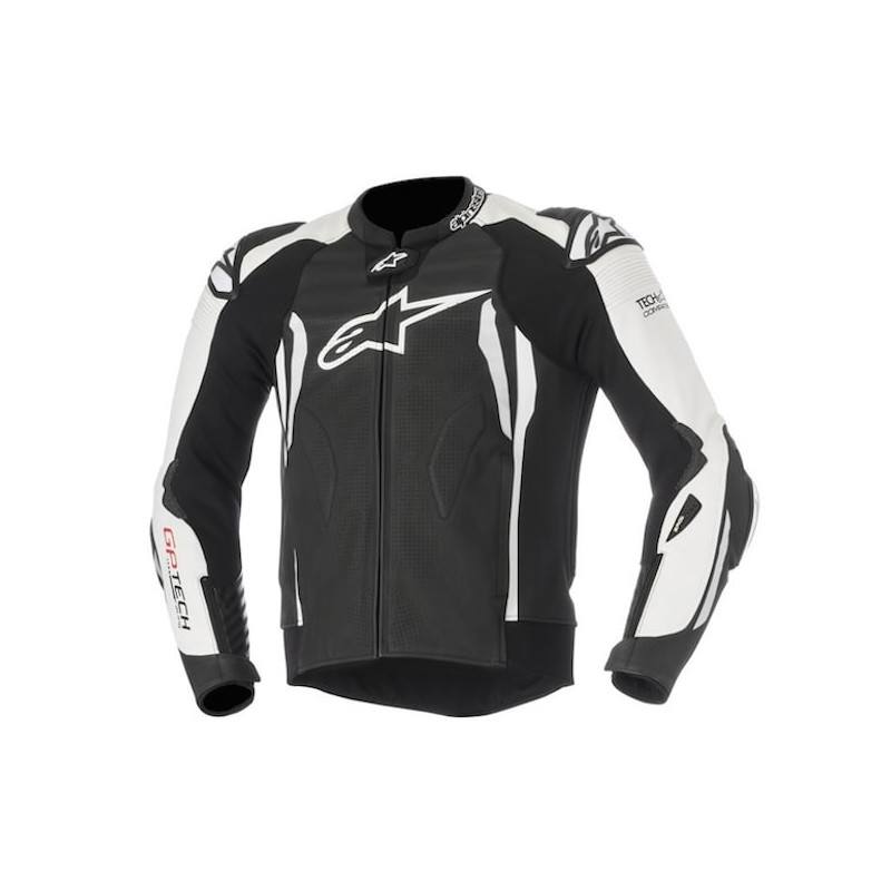 alpinestars gp tech v2 techair leather jacket burnoutmotor. Black Bedroom Furniture Sets. Home Design Ideas