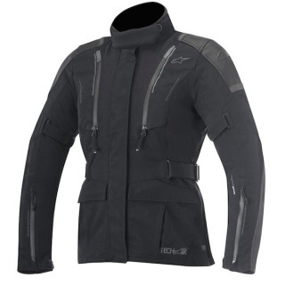 ALPINESTARS STELLA VALPARAISO TECH-AIR JACKET - BLACK