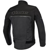 ALPINESTARS VIPER TECH-AIR JACKET BLACK - SCHIENA