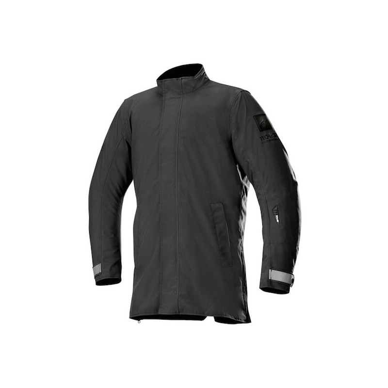 ALPINESTARS BRADFORD GORE-TEX TECH-AIR OVERCOAT - BLACK