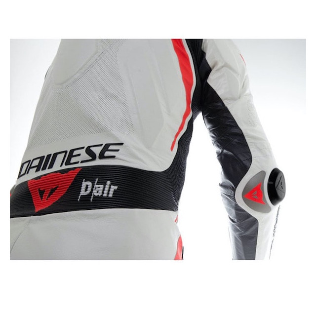 Dainese Mugello R D-Air Suit White - Back