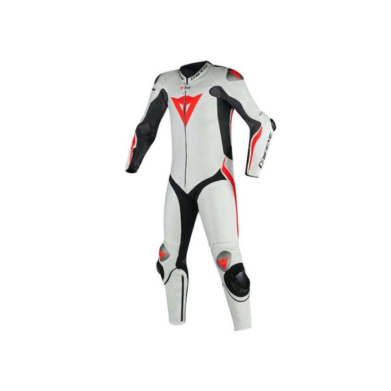 Dainese Mugello R D-Air Suit White