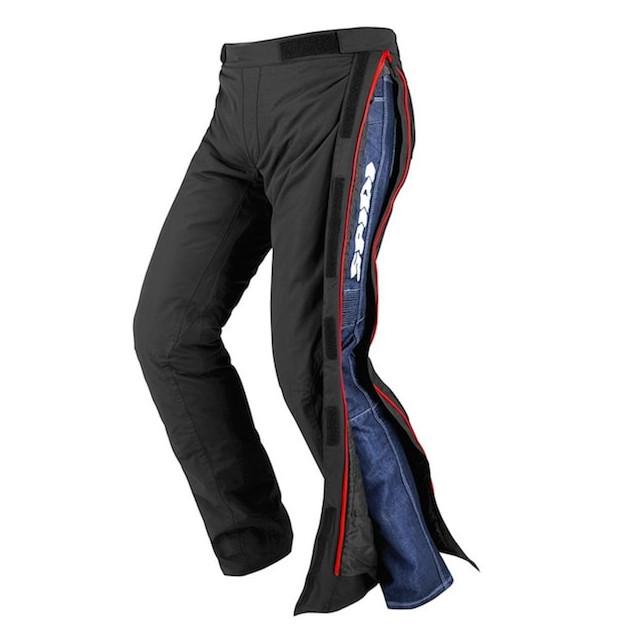 SPIDI SUPERSTORM H2OUT PANTS - BLACK
