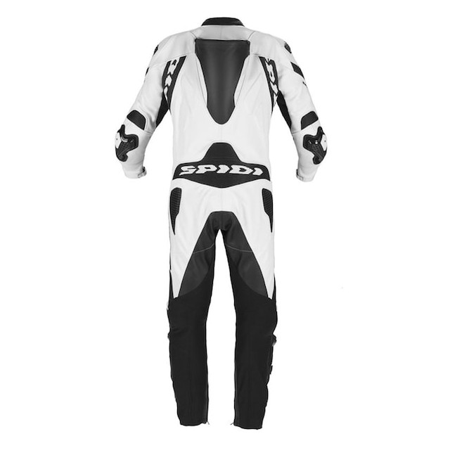 SPIDI WARRIOR 2 WIND PRO BLACK WHITE - BACK