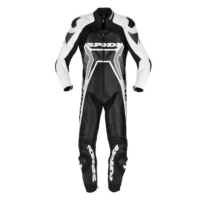 SPIDI WARRIOR 2 WIND PRO - BLACK WHITE
