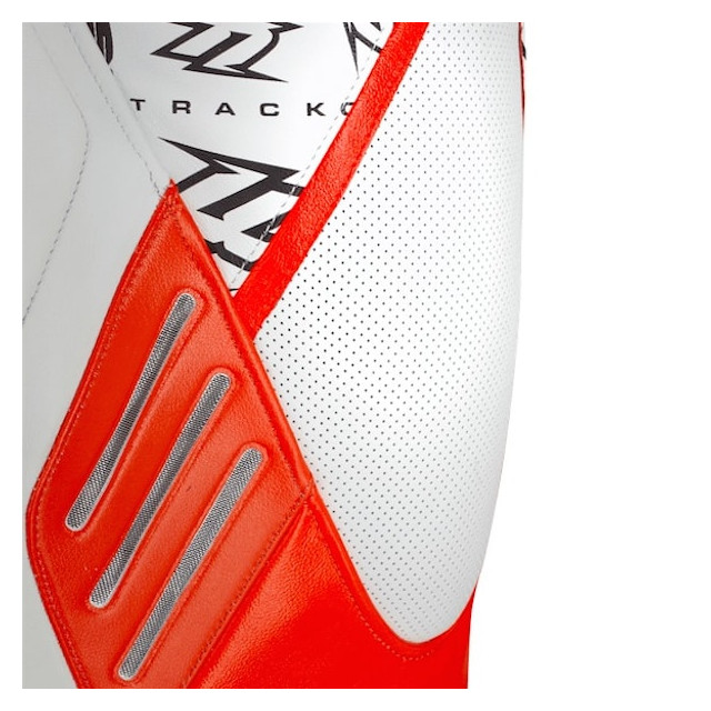 TUTA SPIDI TRACK WIND REPLICA RED WHITE - PRESE D'ARIA