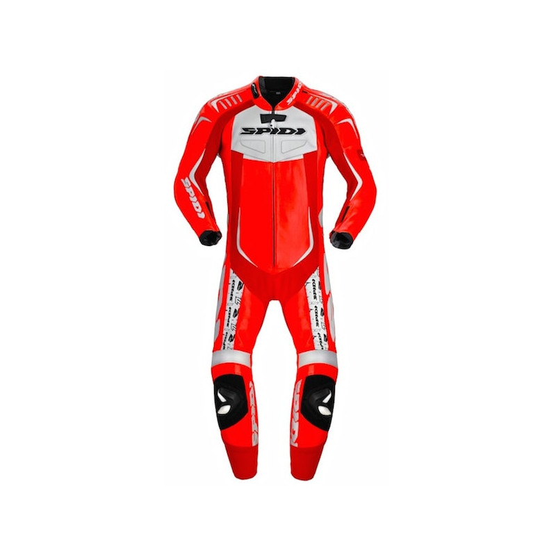 TUTA SPIDI TRACK WIND REPLICA - RED WHITE