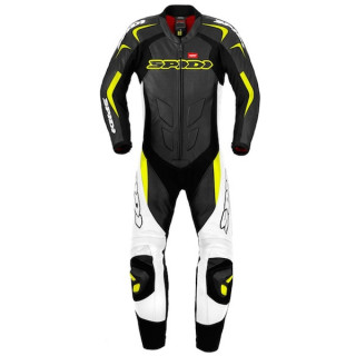 SPIDI SUPERSPORT WIND PRO - NERO GIALLO FLUO