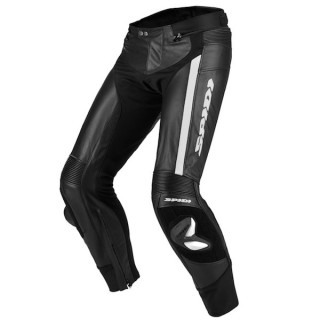 SPIDI RR PRO PANTS SHORT - BLACK WHITE