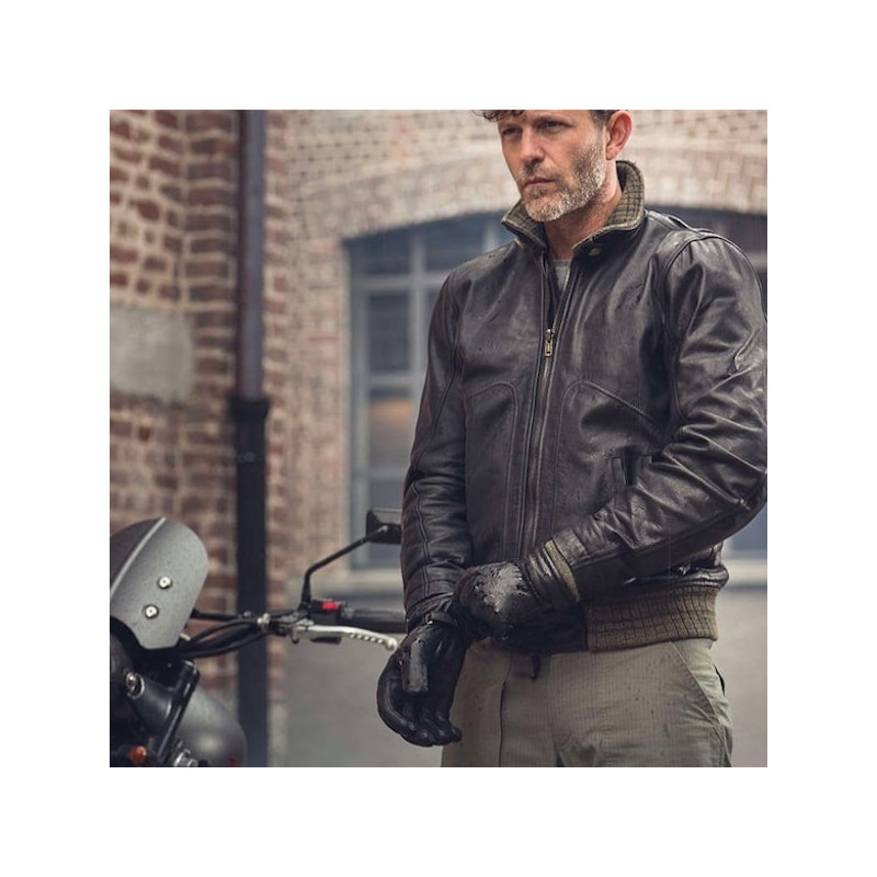 limited quantity price remains stable discover latest trends SPIDI TANK LEATHER JACKET