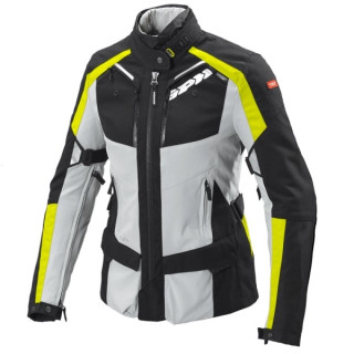 SPIDI 4 SEASON LADY H2OUT JACKET - FLUO