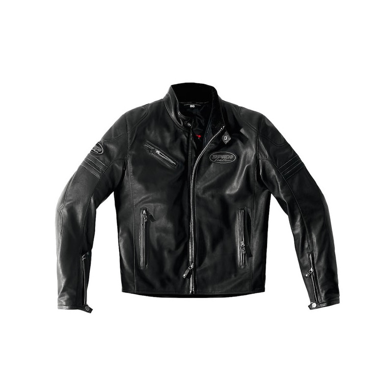 SPIDI ACE LEATHER - NERO
